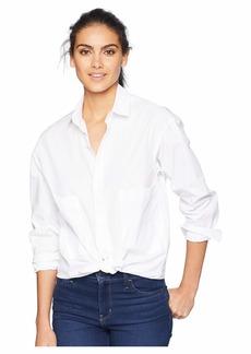 AG Adriano Goldschmied Women's Shiro Shirt  Medium/Large