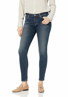AG Adriano Goldschmied Women's Skinny Legging Ankle 10YRS Pursued