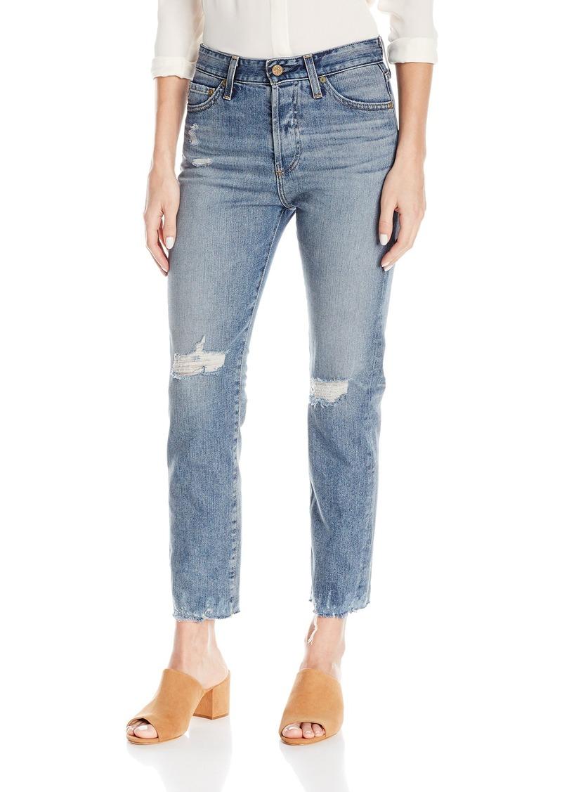 AG Adriano Goldschmied Women's Sloan Vintage Straight Leg Crop Jean