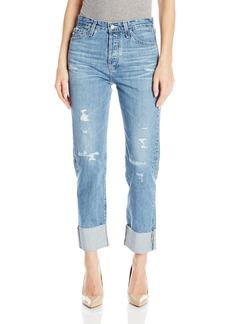 AG Adriano Goldschmied Women's Sloan Vintage Straight Leg Jean