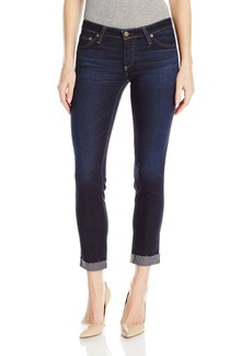 AG Adriano Goldschmied Women's Stilt Roll up Jean
