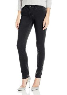 AG Adriano Goldschmied Women's Stilt Sateen Cigarette Leg Jean Sea-Soaked Deep Slate