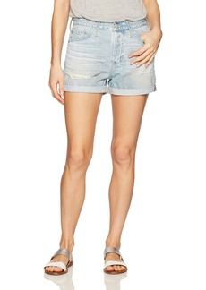 AG Adriano Goldschmied Women's the Alex Vintage Jean Short Raw Hem
