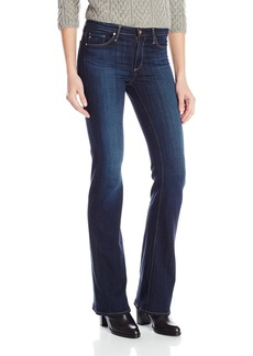 AG Adriano Goldschmied Women's The Angel Mid Rise Boot Cut