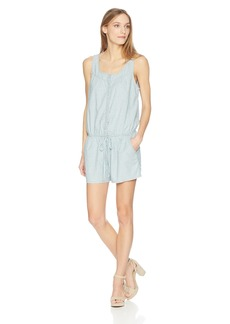 AG Adriano Goldschmied Women's The Emma Sleeveless Romper