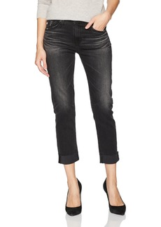 AG Adriano Goldschmied Women's The Ex-Boyfriend Slim Raw Hem Jean