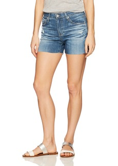 AG Adriano Goldschmied Women's The Hailey Cut Off Jean Short