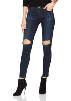 AG Adriano Goldschmied Women's The Legging Ankle Destructed Skinny Jean