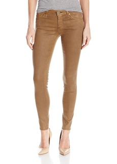 AG Adriano Goldschmied Women's the Legging Ankle Skinny Jean in Leatherette