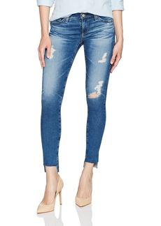 AG Adriano Goldschmied Women's The Legging Ankle Skinny Jean Uneven Hem