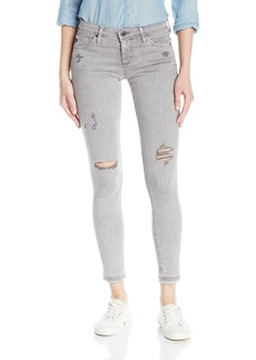 AG Adriano Goldschmied Women's The Legging Ankle Skinny Jeans Interstellar Worn-Silver Ash