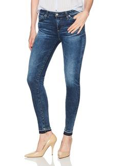 AG Adriano Goldschmied Women's The Legging Ankle Skinny Let Down Hem Jean 10 Years-Heirloom