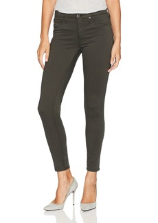 AG Adriano Goldschmied Women's The Legging Ankle Skinny Luscious Super Stretch Sateen Climbing IVY