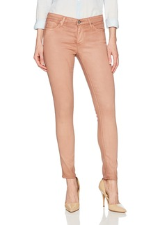 AG Adriano Goldschmied Women's The Legging Ankle Skinny Vintage Leatherette Vintage Leatherette Lt-Rose Gold