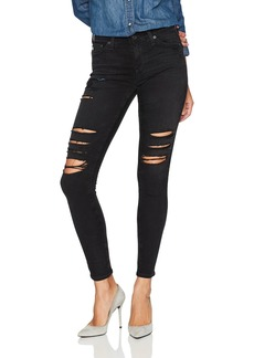 AG Adriano Goldschmied Women's The Legging Ankle Super Destructed Skinny Jean 3 Years-Requiem