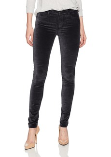 AG Adriano Goldschmied Women's The Legging Skinny Opulent Stretch Velveteen