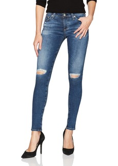 AG Adriano Goldschmied Women's The Legging Super Skinny Destructed Jean 13 Years-Daybreak Destroyed