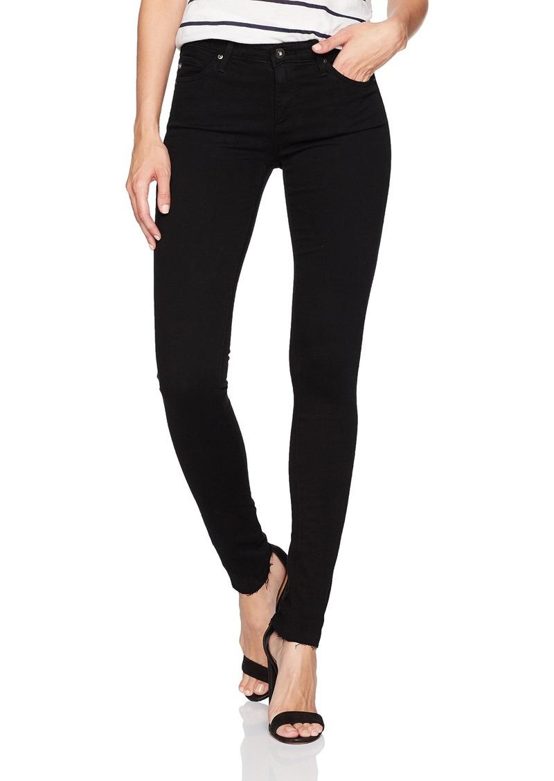 AG Adriano Goldschmied Women's The Legging Super Skinny Raw Hem Jean