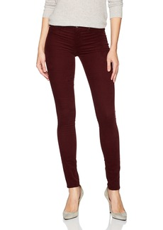 AG Adriano Goldschmied Women's The Legging Super Skinny Stretch Corduroy deep Current