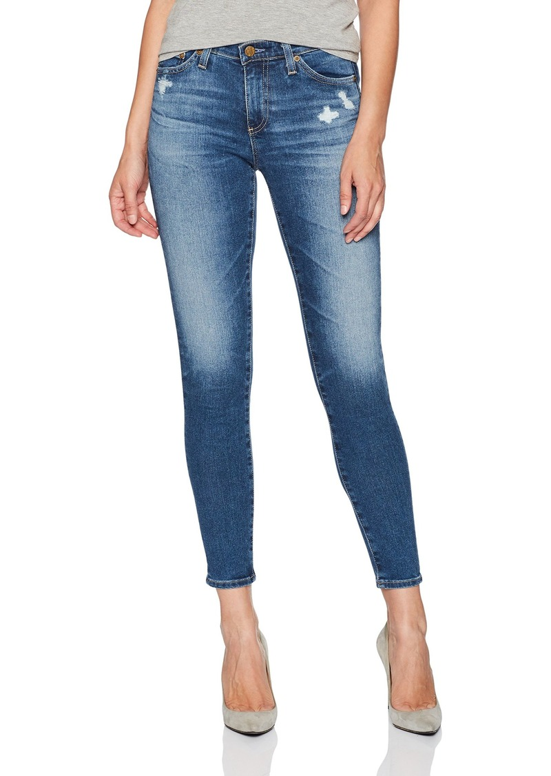 AG Adriano Goldschmied Women's The Middi Ankle Jean