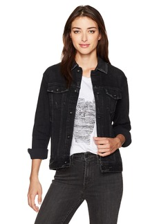 AG Adriano Goldschmied Women's The Nancy Denim Jacket