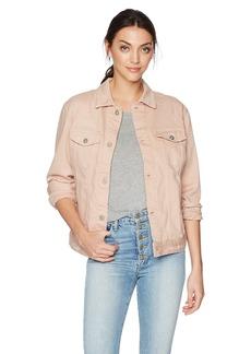 AG Adriano Goldschmied Women's The Nancy Denim Jacket  S