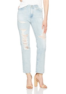 AG Adriano Goldschmied Women's the Phoebe Vintage High Waisted Jean