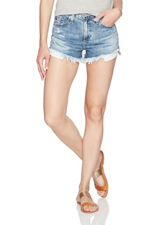 AG Adriano Goldschmied Women's The Sadie High Rise Short