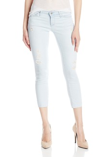 AG Adriano Goldschmied Women's the Stilt Crop Cigarette Jeans