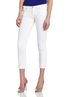 AG Adriano Goldschmied Women's The Stilt Roll-Up Cigarette Jean
