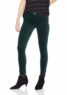 AG Adriano Goldschmied Women's Velvet Legging Ankle