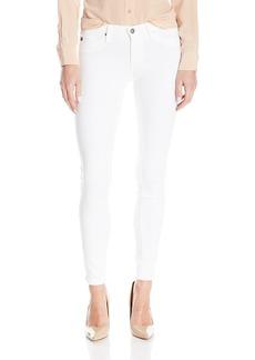 AG Adriano Goldschmied Women's Zip up Legging Ankle Skinny Jean