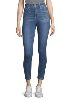 AG Adriano Goldschmied AG-ed Vintage Mila Super High-Rise Skinny Ankle Jeans