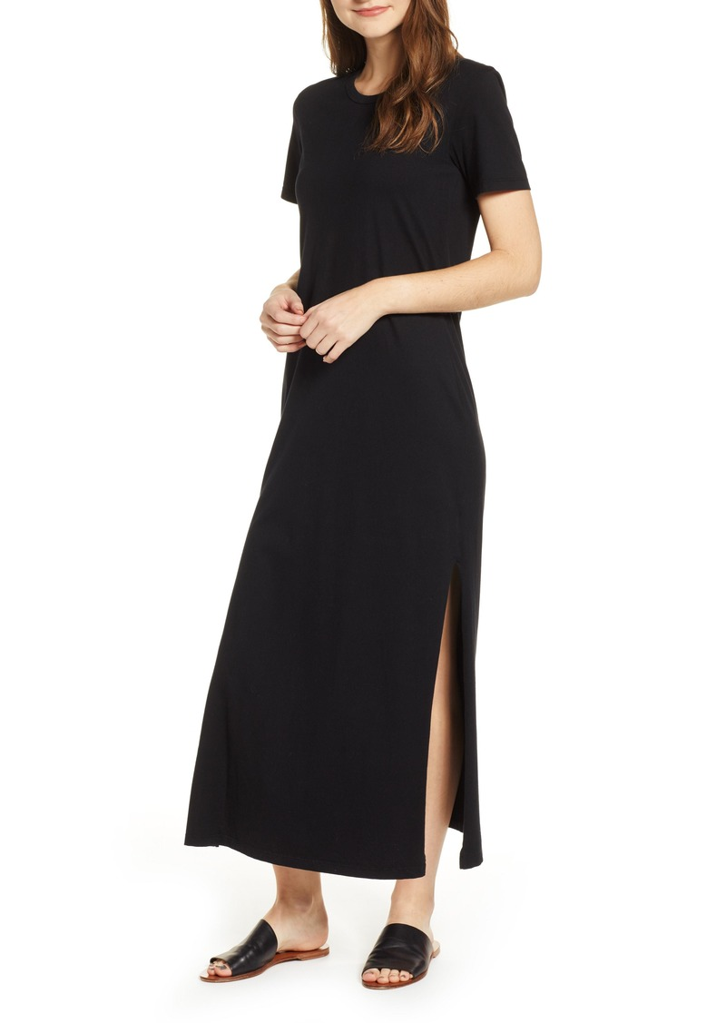 AG Adriano Goldschmied AG Alana Relaxed Maxi T-Shirt Dress