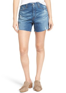 AG Alex Cutoff Denim Boyfriend Shorts (12 Years Aroma)