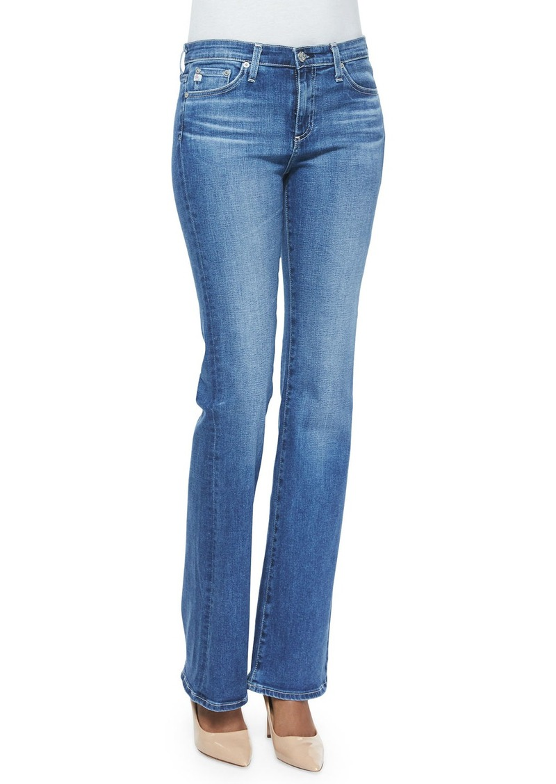 AG Adriano Goldschmied AG Angel 13 Years Mid-Rise Boot-Cut Jeans
