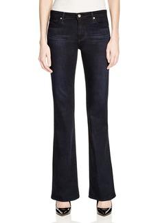 AG Angel Flare Jeans in Dark Wash - 100% Bloomingdale's Exclusive