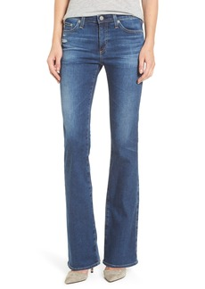 AG 'Angel' Mid Rise Bootcut Jeans (13 Year Daybreak)
