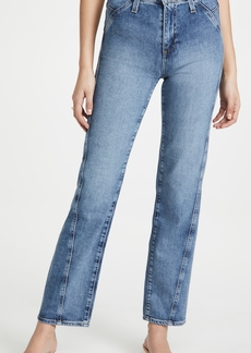 AG Adriano Goldschmied AG Angled Alexxis Jeans