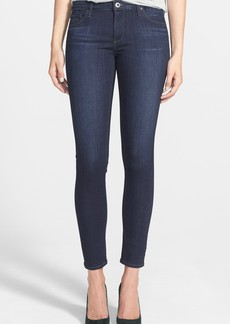 AG The Legging Ankle Super Skinny Jeans (Coal Grey)