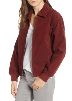 AG Adriano Goldschmied AG Aysa Corduroy Bomber Jacket