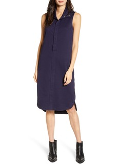 AG Adriano Goldschmied AG Bayle Sleeveless Shirtdress