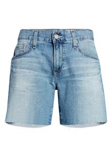 AG Adriano Goldschmied AG Becke Cutoff Denim Shorts