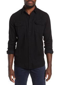 AG Adriano Goldschmied AG Benning Slim Fit Utility Shirt