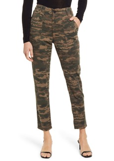 AG Adriano Goldschmied AG Caden Camo Twill Trousers