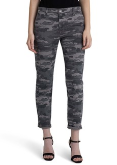 AG Adriano Goldschmied AG Caden Camo Twill Trousers (Saltwater Camo)