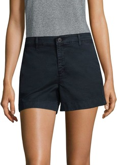 AG Adriano Goldschmied Caden Cotton Shorts
