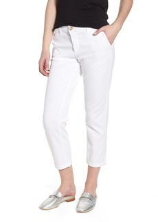 AG Adriano Goldschmied AG Caden Crop Twill Trousers