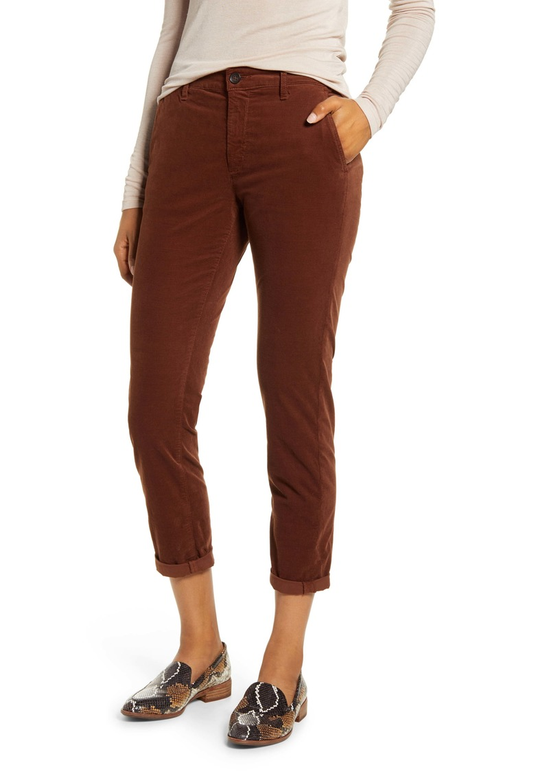 AG Adriano Goldschmied AG Caden Crop Corduroy Pants