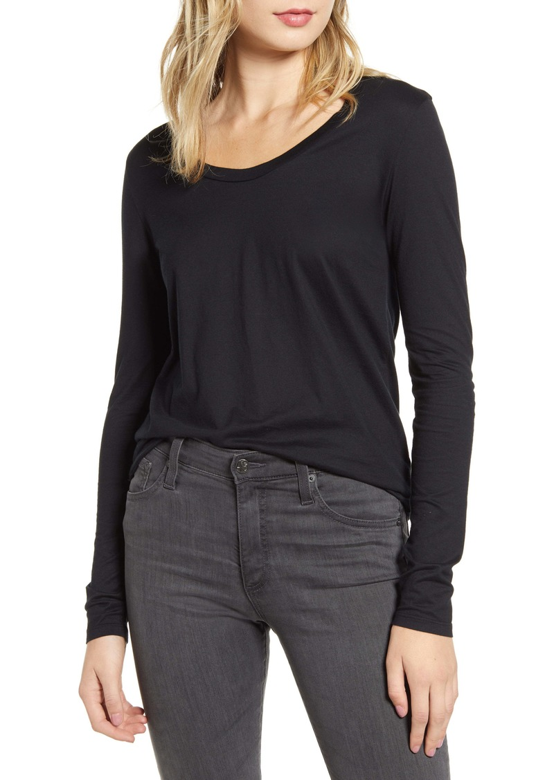 AG Adriano Goldschmied AG Cambria Long Sleeve Tee
